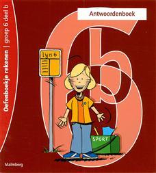 Oefenboekje rekenen 6b antwoordenboek