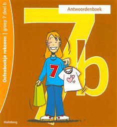 Oefenboekje rekenen 7b antwoordenboek