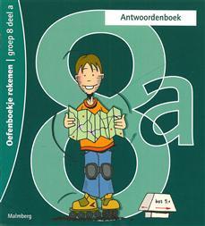 Oefenboekje rekenen 8a antwoordenboek