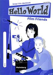 9789034535795 Hello world workbook b groep 7/8
