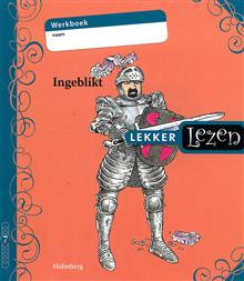 Lekker Lezen basispakket 7 werkboek - Ingeblikt (AVI-E5)