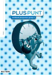 9789034554284 Pluspunt 3 - 4 werkboek pluspunters