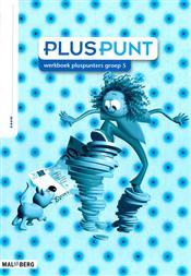9789034554437 Pluspunt 3 - 5 werkboek pluspunters editie