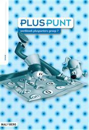 9789034554680 Pluspunt 3 - 7 werkboek pluspunters