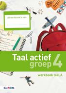 Taal actief 4e editie Taal 4A werkboek