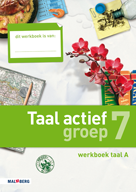 Taal actief 4e editie Taal 7A werkboek