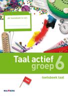 Taal actief 4e editie Taal 6 toetsboek