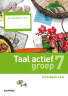 Taal actief 4e editie Taal 7 toetsboek