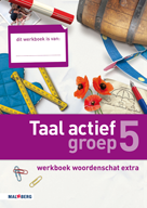 Taal actief 4e editie Woordenschat 5 werkboek