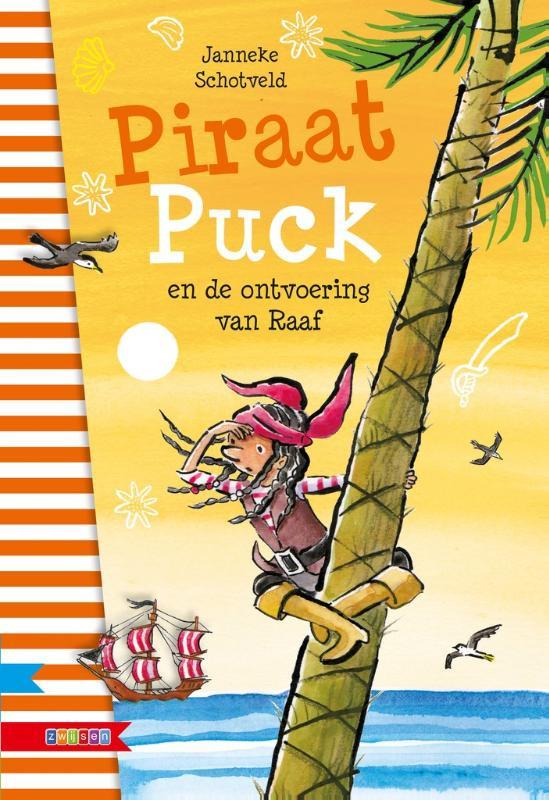 Piraat Puck de ontvoering van Raaf