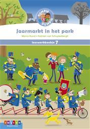 Humpie Dumpie editie 2 - Leeswerkboekje 7 - Jaarmarkt in het park