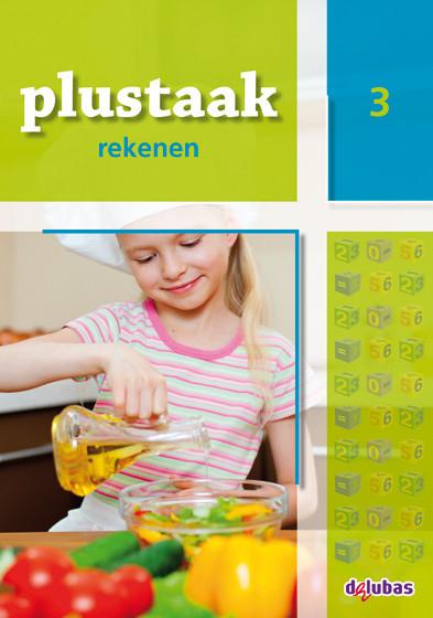 Plustaak Rekenen nieuw, 3 Werkboek