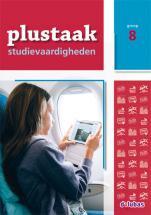 Plustaak Studievaardigheden 8 - werkboek