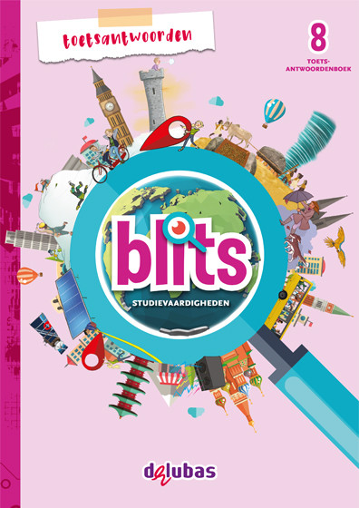 Blits 2 - grp8 - toetsantwoordenboek
