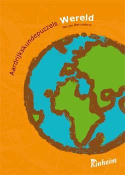 9789060522028 Aardrijkskundepuzzels Wereld