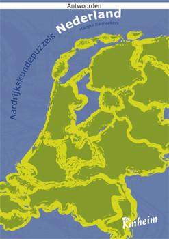 Aardrijkskundepuzzels nederland antwoordenboek