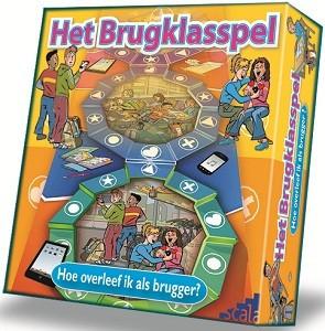Brugklas spel 9789077990872