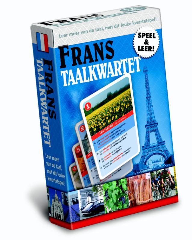9789491263033-Taalkwartet-Taalkwartet-Frans