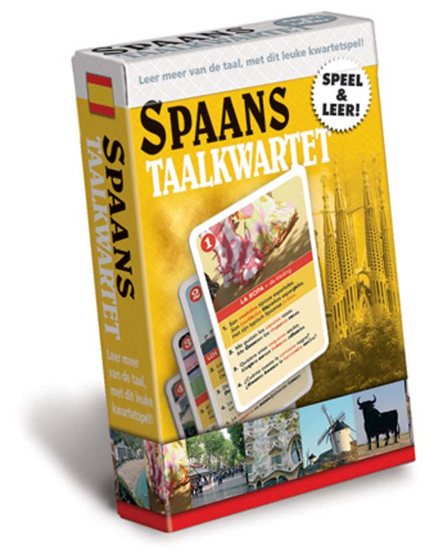 9789491263040-Taalkwartet-Taalkwartet-Spaans