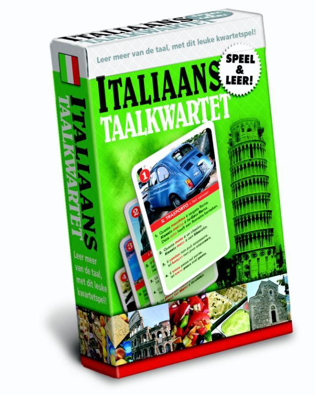 9789491263057-Taalkwartet-Taalkwartet-Italiaans