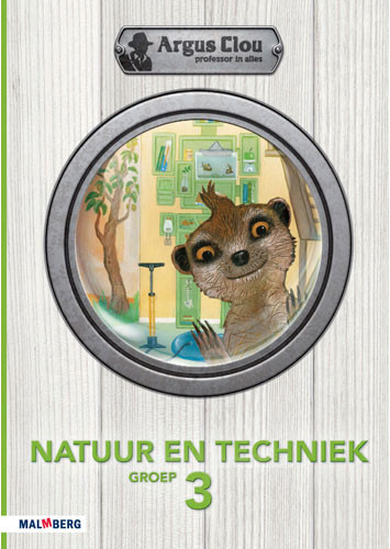 Argus Clou Natuur en techniek 3 Lesboek