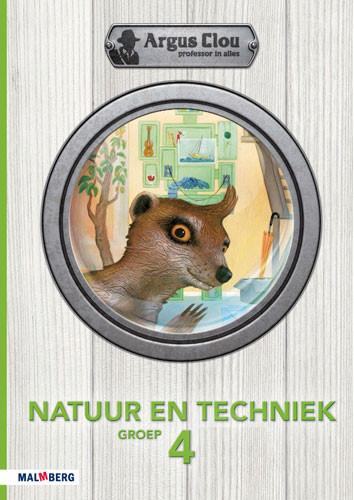 Argus Clou Natuur en techniek 4 Lesboek
