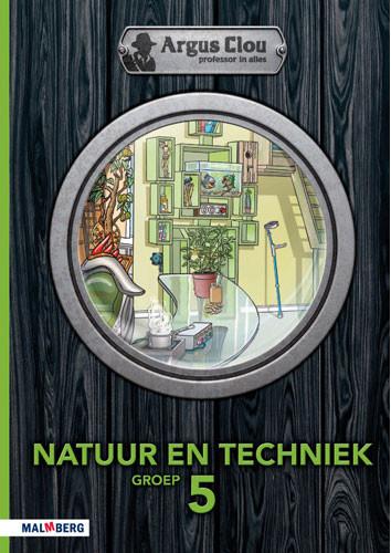 Argus Clou Natuur en techniek 5 Werkboek