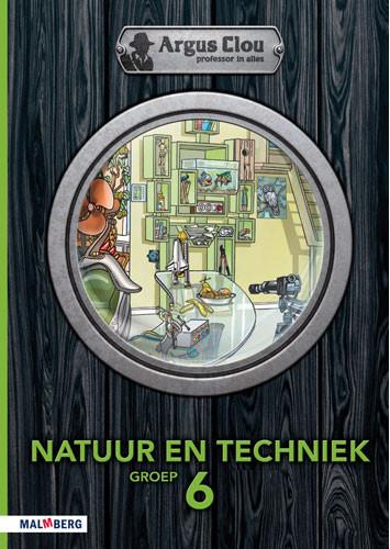 Argus Clou Natuur en techniek 6 Lesboek