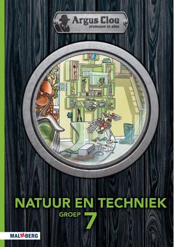 Argus Clou Natuur en techniek 7 Antwoordenboek