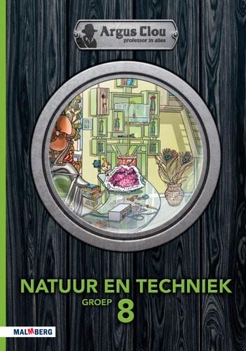 9789034570642Argus Clou Natuur 8 Lesboek