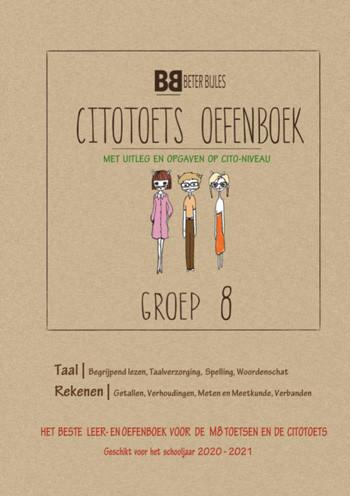 Beter Bijles Leer- en Oefenboek groep 8