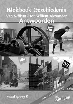 Blokboek geschiedenis 8 antwoordenboek