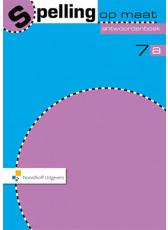 Spelling op maat 2e editie 7a Antwoordenboek