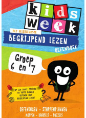 Kidsweek - Begrijpend lezen oefenboek - groep 6&7