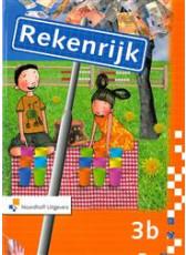 9789001304416 Rekenrijk 3e editie 3b leerlingenboek