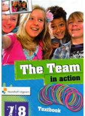 The Team 7-8 In action - Leerlingenboek