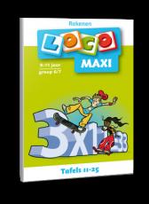 Loco Maxi Tafels 11 - 25