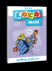 Loco Maxi Spelling groep 4, deel 2