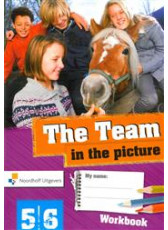 The Team 5-6 In the picture - Werkboek