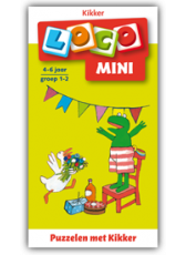 Loco Mini Puzzelen met Kikker