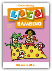 Loco Bambino Dit kan ik al ! 2+