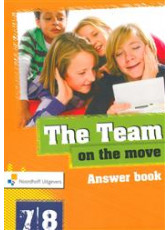 The Team 7-8 On the move - Antwoordenboek