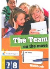 The Team 7-8 On the move - Werkboek