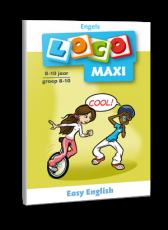 Loco Maxi Easy English 1 (7-9 jaar)