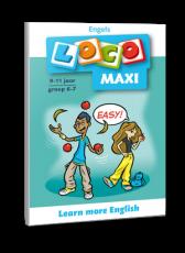 Loco Maxi Easy English 2 (8-10 jaar)