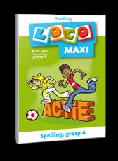 Loco Maxi Spelling groep 6