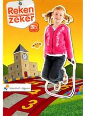 9789001838997 Reken Zeker 3b antwoordenboek herz. editie