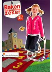 9789001839017 Reken Zeker 3c antwoordenboek herz. editie