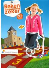 9789001839031 Reken Zeker 3d antwoordenboek herz. editie