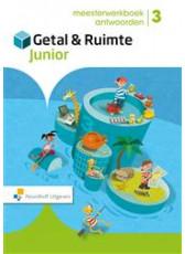 Getal en Ruimte Junior - groep 3 - Meesterwerk antwoordenboek